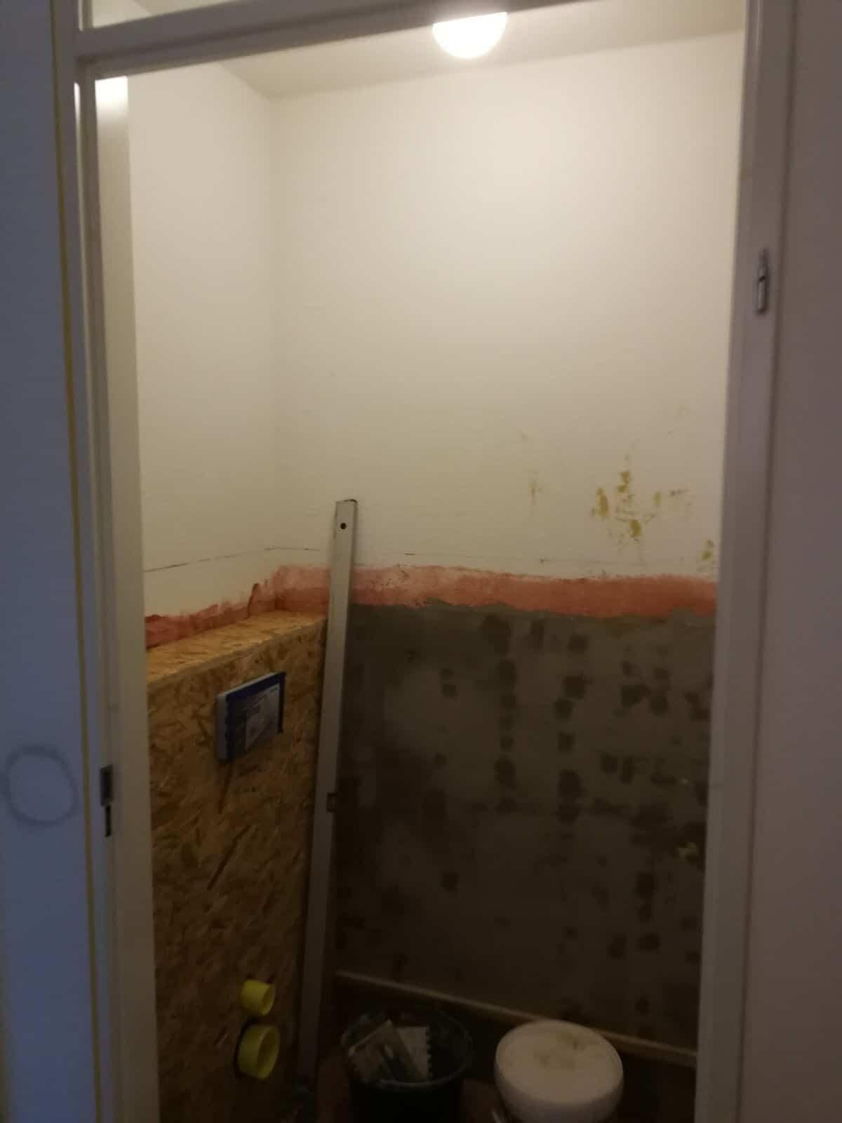 Toilet Renovatie Floorplaza