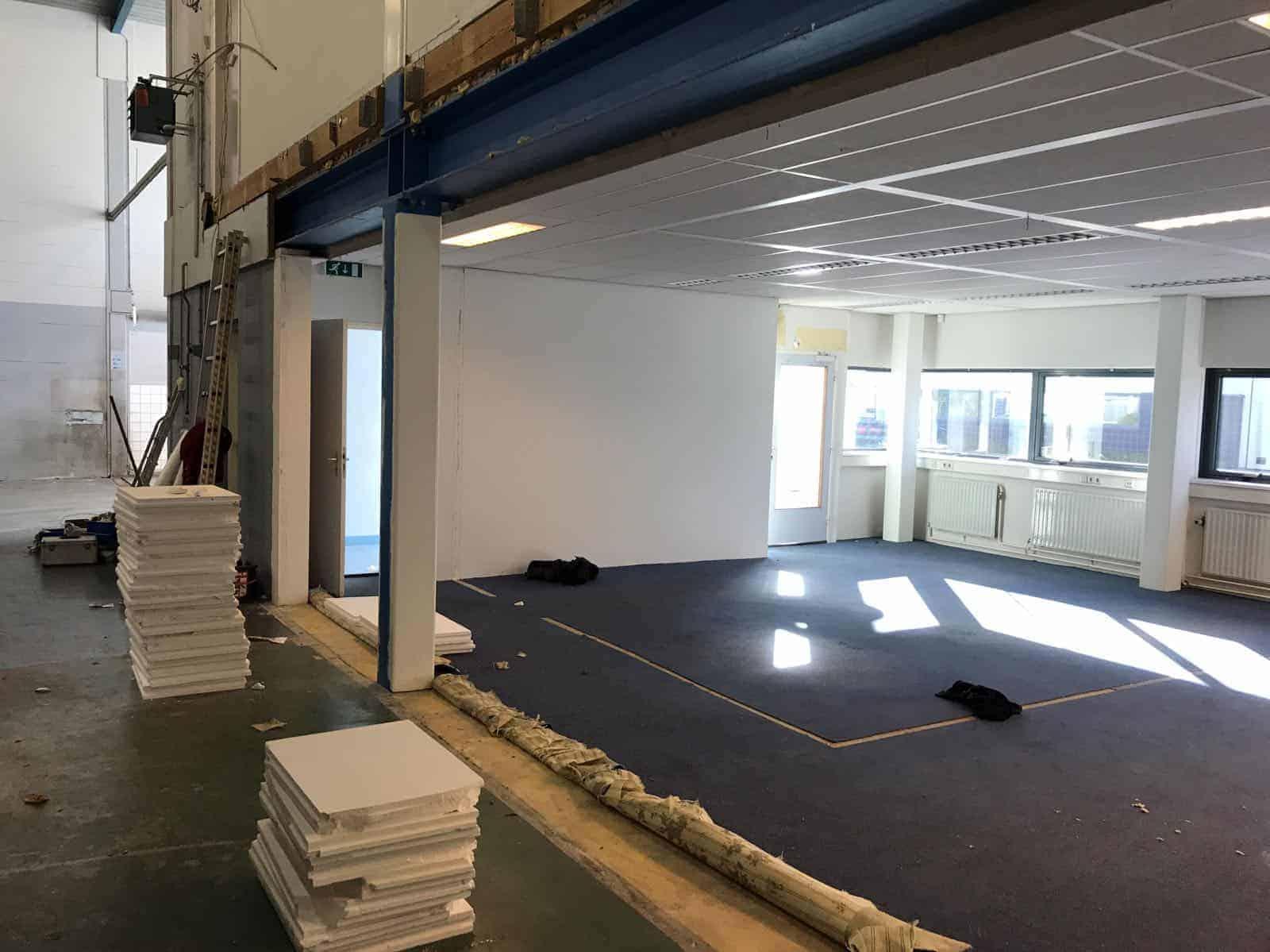 Plaatsen Wand - Floorplaza