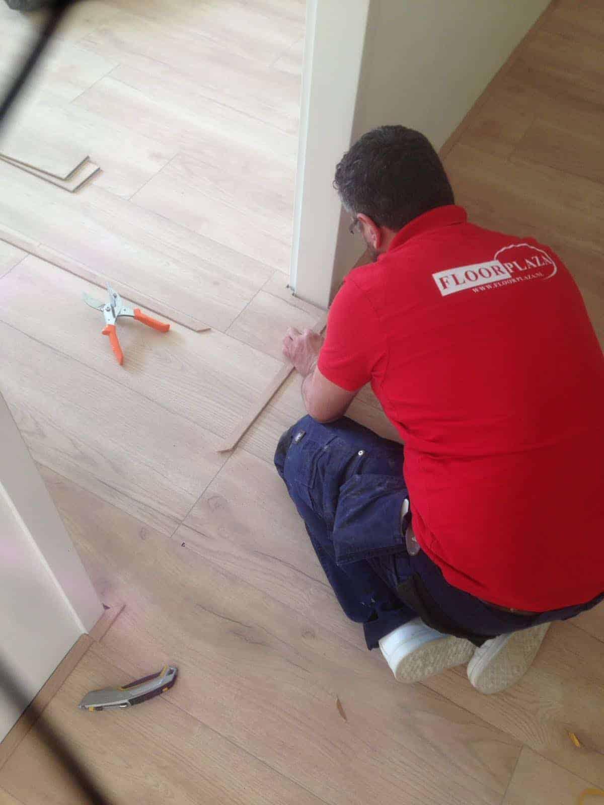 Laminaat Vloer Floorplaza Leggen